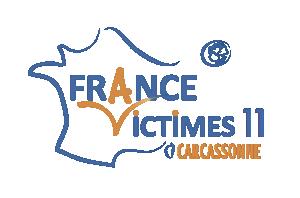 France Victimes 11 Carcassonne - logo